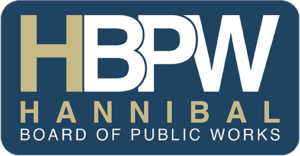 Hannibal Board of Public Works Logo