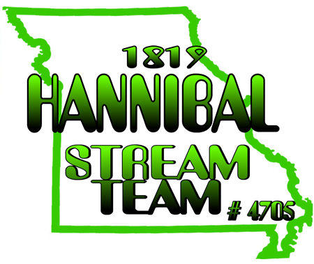 Hannibale, MO Stream Team